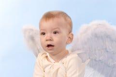 anioł, chłopcy Zdjęcia Royalty Free