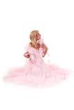 anioł menchie Zdjęcie Royalty Free