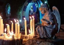 Anioł modlitwa zdjęcia royalty free