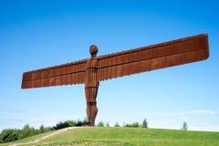 anioł na północ Zdjęcia Royalty Free
