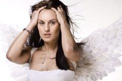 anioł piękny zdjęcia stock