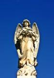 anioł posąg Fotografia Royalty Free