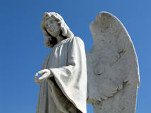 anioł posąg Obrazy Stock