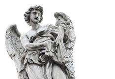 anioł statua fotografia royalty free
