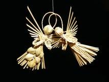 anioł wiadomość Fotografia Royalty Free