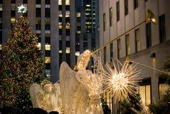 anioła drzewo fotografia royalty free