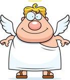 anioła ja target1054_0_ ilustracja wektor