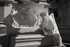 Anioła wykład obraz royalty free