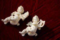 aniołeczkowie aksamitni zdjęcia stock