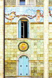 aniołowie fasadowi Zdjęcia Stock
