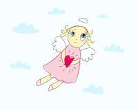 anioł Obrazy Royalty Free