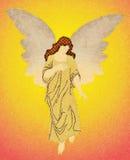 anioł akwarela Fotografia Royalty Free