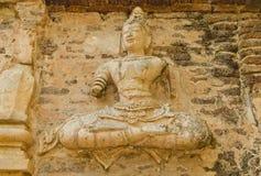 anioła bóstwa opiekunu pagody statua Obrazy Royalty Free