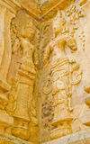 anioła bóstwa opiekunu pagody statua Obraz Royalty Free
