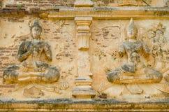 anioła bóstwa opiekunu pagody statua Zdjęcie Stock