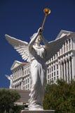 anioła biel Zdjęcia Royalty Free