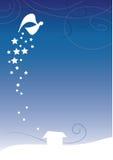 anioła biel Zdjęcia Stock