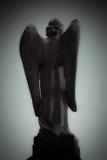 anioła cmentarz Fotografia Royalty Free