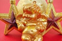 anioł gwiazdy Zdjęcia Royalty Free