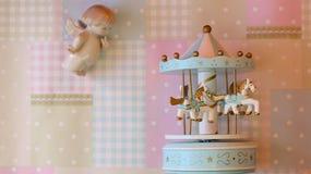 Anioł i rondo Fotografia Stock