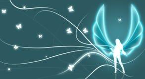 anioł ilustracja Fotografia Stock