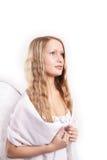 anioł lubi Obraz Stock