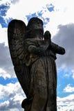 Anioła modlenie Fotografia Stock