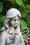 anioł modlitwa fotografia stock