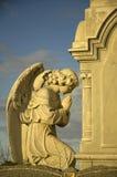 anioł modlitwa Obrazy Stock