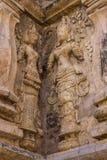 Anioł w Chedi, wata Ched yod w Chiangmai Obrazy Royalty Free