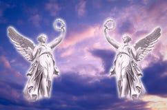 aniołowie Obrazy Stock