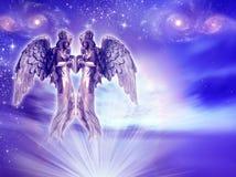 aniołowie Fotografia Stock