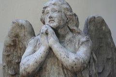 Aniołowie modlitewni Zdjęcia Royalty Free
