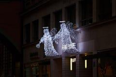 Aniołowie w Monachium Fotografia Stock