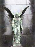 anioł smutny Obrazy Royalty Free