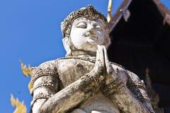 ANIOŁ STARA statua W TAJLANDZKIM Zdjęcie Stock