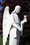 anioł statua Zdjęcie Royalty Free