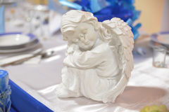 Anioł statua Obraz Stock