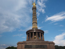Anioł statua w Berlin Obrazy Royalty Free