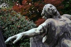 Anioł w locie Fotografia Royalty Free