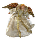 anioły gwiazdkę ornament antykami Zdjęcie Royalty Free
