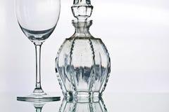 anique水晶玻璃 库存照片