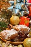 Anis de pain d'épice et d'étoile Photographie stock