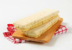 Anise biscuits Stock Images
