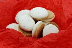 Anise Macarons Imagen de archivo