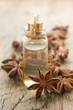 Anise oil Stock Photos