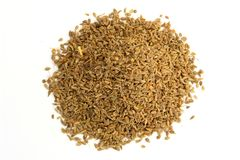 Anise Seed Royalty Free Stock Photography