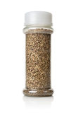 Anise seeds in a glass jar Royalty Free Stock Images