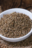 Anise Seeds Stock Image