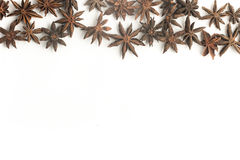 Anise Star Spice stock foto's